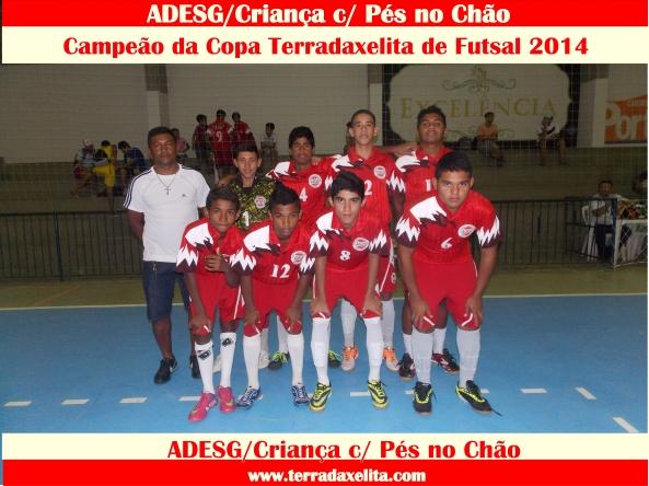 ADESG CAMPEÃO