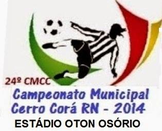 Campeonato em Cerro Corá